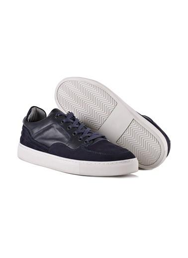 Black Noble Spor Ayakkabı Lacivert